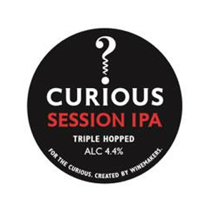 Curious Session IPA 4.4% 30l